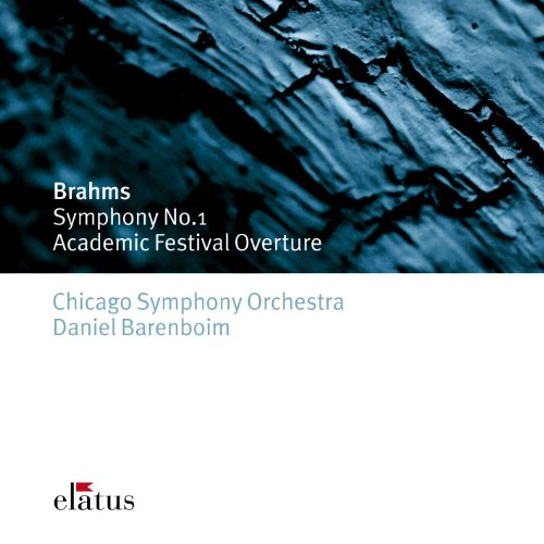 Brahms : Symphony No.1 & Academic Festival Overture