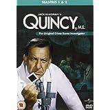 Quincy - Seasons 1 & 2