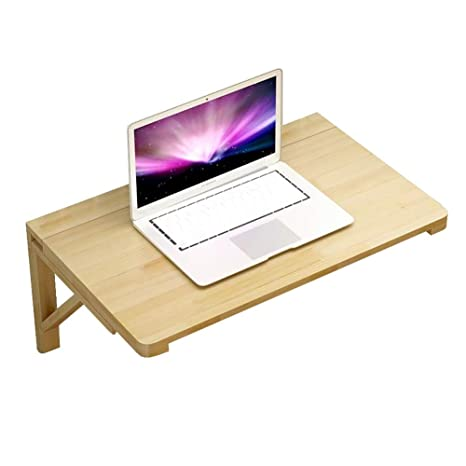 Amazon.com: Mesa de pared plegable ERRU, mesa de comedor de ...