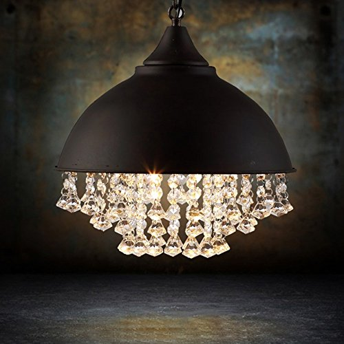 Vintage Crystal Pendant Lighting