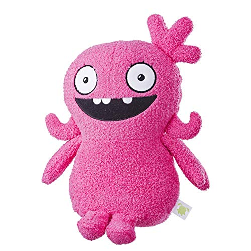 Uglydoll Feature Sounds Moxy, Stuffed Plush Toy That Talks, 11.5
