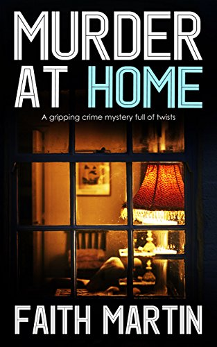 MURDER AT HOME a gripping crime mystery full of twists cover