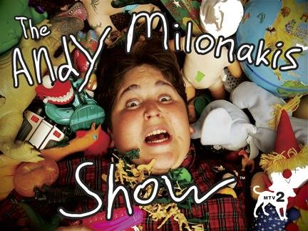 Amazon. Com: the andy milonakis show the complete first & second.