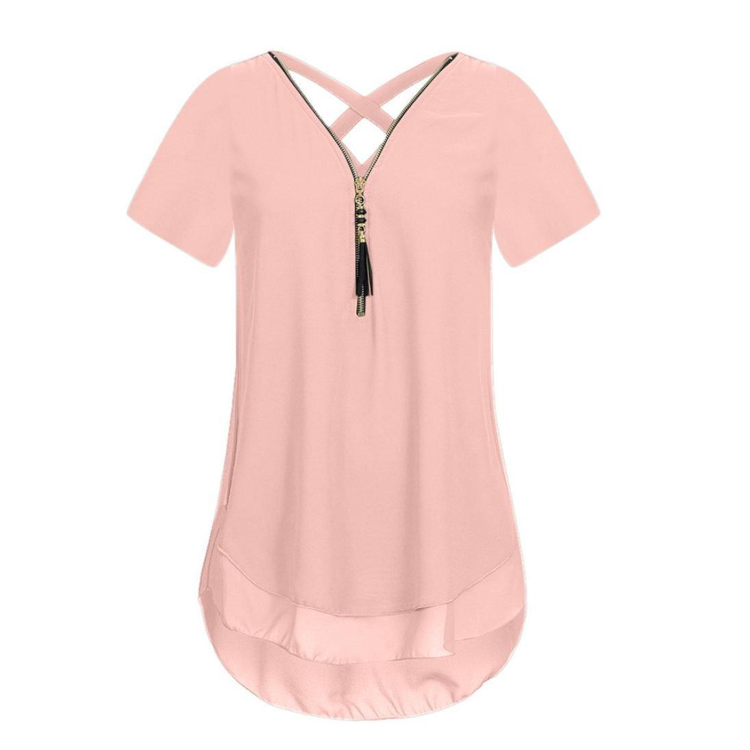 WuyiMC® SKIRT レディース B07DJ1GBWM Small|ピンク ピンク Small