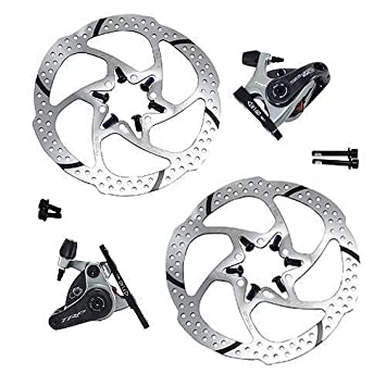 TRP SPYRE SLC Road Carbon Mechancial Disc Brake Caliper Rotor