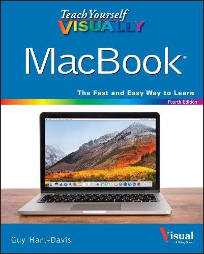 Price comparison product image Teach Yourself VISUALLY MacBook (Teach Yourself VISUALLY (Tech))