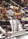2017 Topps Update Series Baseball #US277 Paul Goldschmidt Diamondbacks