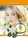 Sangado gardenia profumo spray da donna, 50ml