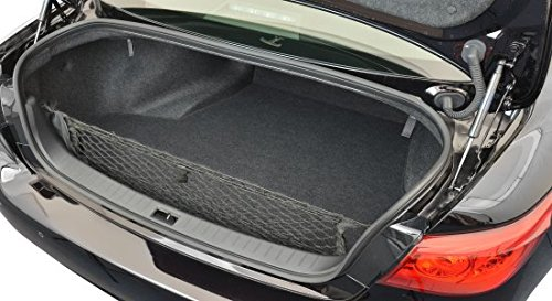 Envelope Style Trunk Cargo Net for Infiniti Q50 Q50 Hybrid 2014 2015 2016 2017 2018 BRAND NEW Trunknets Inc 4333199300