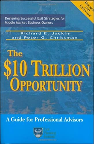 Amazon The 10 Trillion Opportunity Designing Successful Exit