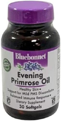 BLUEBONNET NUTRITION EVENING PRIMROSE OIL 1300 mg