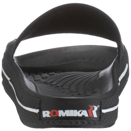 100 Clogs Mules Black 49001 Romika Romilette amp; Unisex Adults 78 XwaYFaq