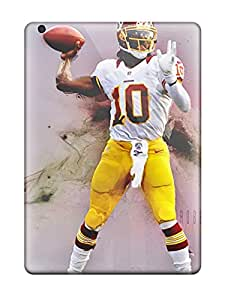 Hot Tpu Case Skin Protector For Ipad Air Robert Griffin Iii With Nice Appearance 3664129K34798630