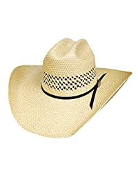 BULLHIDE HAT JUSTIN MOORE COLLECTION LETTIN' THE NIGHT ROLL 100X (6-3/4)