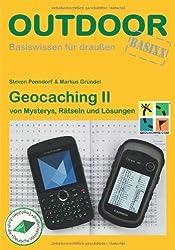 Geocaching II von Mysterys. Rätseln und Lösungen von Markus Gründel (2013) Broschiert