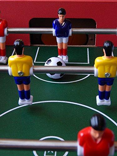 Home Comforts LAMINATED POSTER Foosball Ball Football Futbol