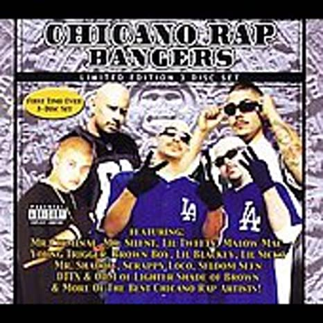 VARIOUS ARTISTS - Chicano Rap Bangers / Various - Amazon com