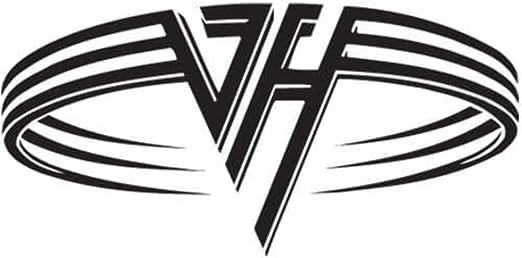 Van Halen Music Band Vinyl Die Cut Car Decal Sticker