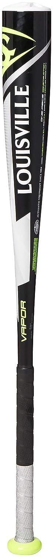 2 5//8 Black//Neon Yellow 30 inch Mazza da Baseball Unisex-Youth WILSON LS Vapor-9