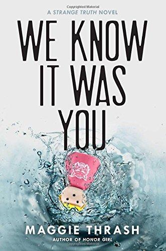We Know It Was You (Strange)