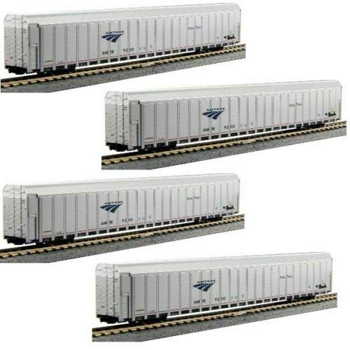 Used, Kato Amtrak AUTORACK Phase V for sale  Delivered anywhere in USA