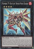 yugioh number cards - Yu-Gi-Oh! - Number 79: Battlin' Boxer Nova Kaiser (WSUP-EN014) - World Superstars - 1st Edition - Super Rare