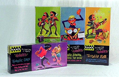 Set of 4 The Frantics Classic Model Kits