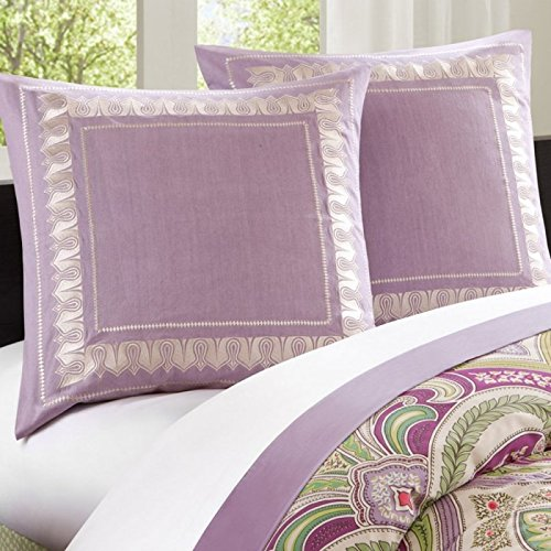 Euro Paisley Pillow Sham - 4