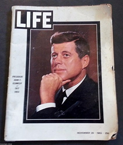 Life Magazine - November 29, 1963 - Vol 55 No 22 (Vintage Rare Watches)