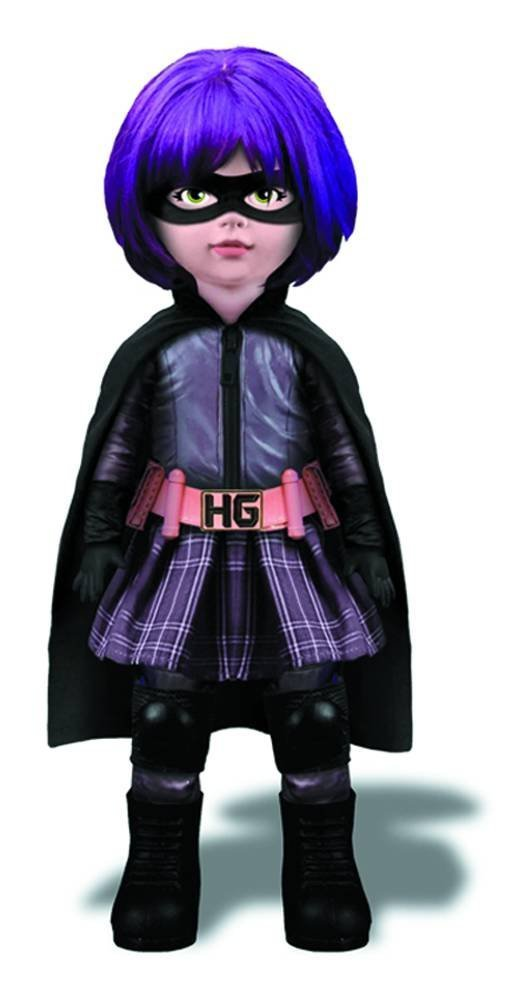 Mezco Living Dead Hit Girl Girl Girl Puppe 362427