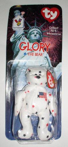 Ty Tiny Beanie - Ronald McDonald House Charities - Glory The Bear
