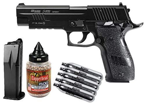 SIG Sauer P226 X-Five CO2 BB Pistol Kit air pistol