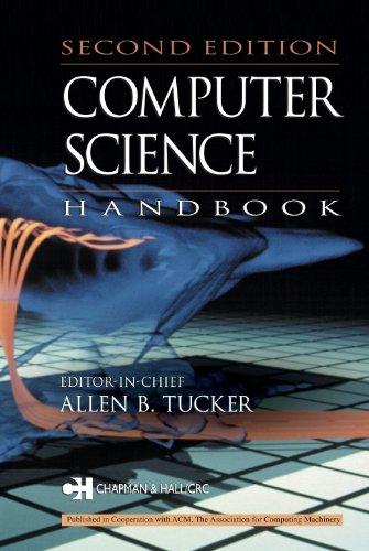 Computer Science Handbook, Second Edition Pdf