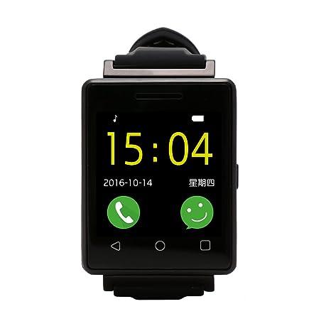 Bluetooth Teléfono celular Samrtwatch con 1,2 incn, 240 * 240 pantalla andanti-