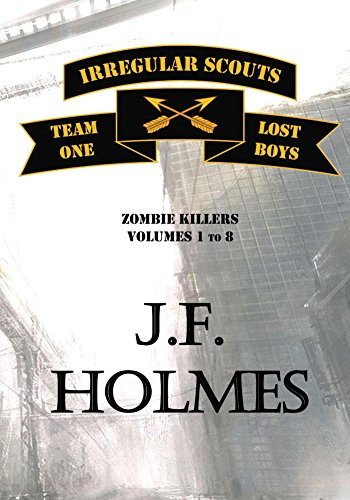 J.F. Holmes - Book Series In Order