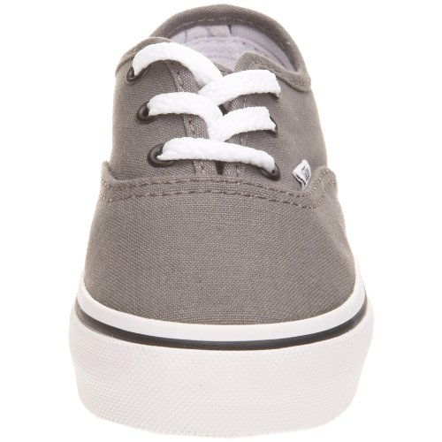 Vans Kids Authentic Skateschuh Zinn / Schwarz