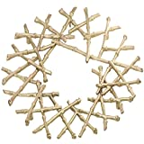 ''Bamboo'' Trivet ~ Table Art by Michael Michaud for Silver Seasons