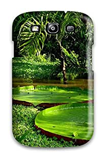 Tpu Esther Bedoya Shockproof Scratcheproof Rainforest Plants Hard Case Cover For Galaxy S3