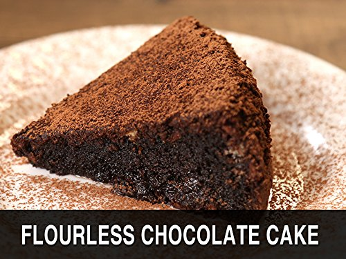 Flourless Chocolate Cake Recipe Easy To Bake Only on Curries And Stories (Easy Chocolate Desserts To Make At Home)