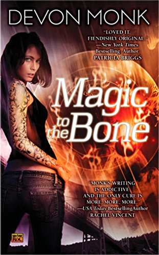 Magic to the Bone (Allie Beckstrom, Book 1)
