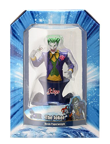 - DC The Joker Resin Paperweight