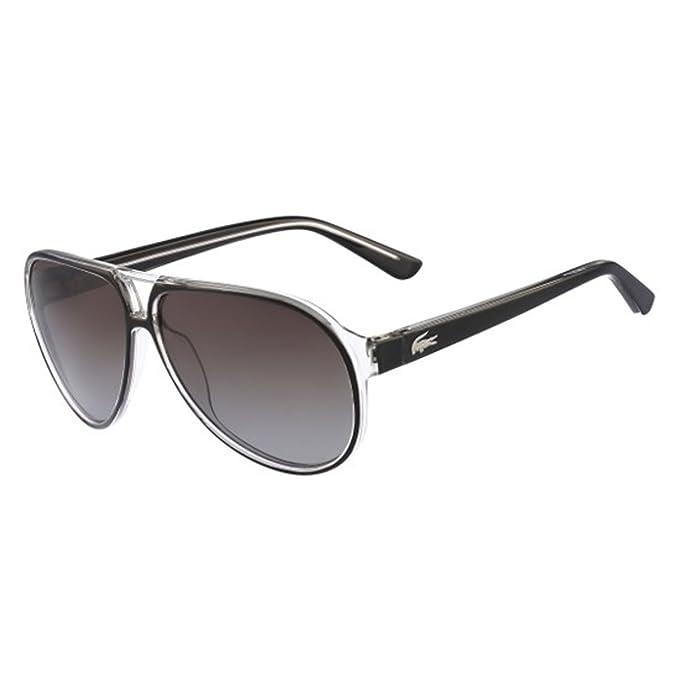 ca16c910c580 Lacoste Gradient Aviator Unisex Sunglasses - (Lacoste 714 001 59 S ...