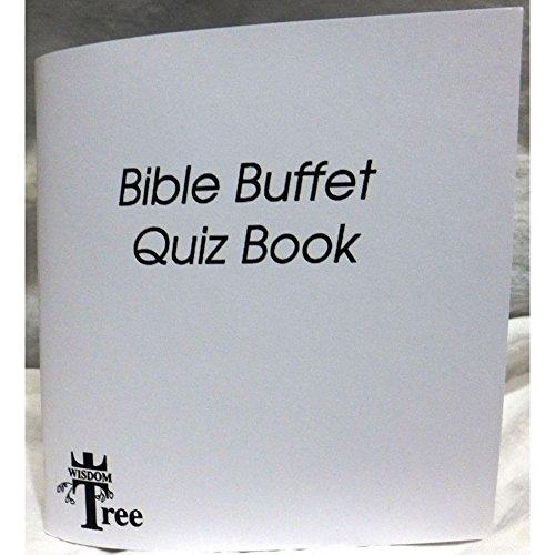 Bible Buffet Quiz Book [Manual] [Wisdom Tree] (Bible Game Boy)
