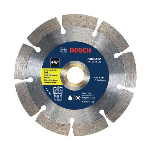 Warehouse Blade Diamond (Bosch DB4541C Premium Segmented Diamond Blade, 4.5-Inch)