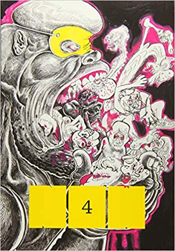 The New Comics Anthology #4 Now