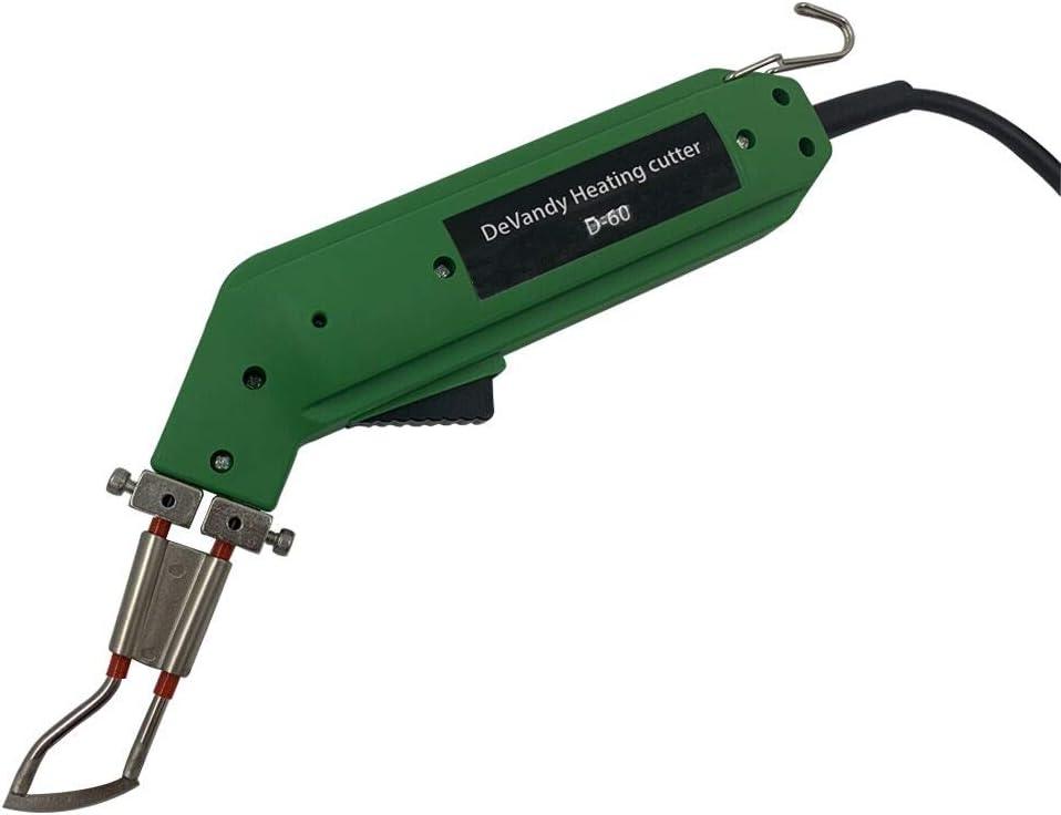 D60-Hand Held Hot Knife Fabric Cutter Heat Cutter (Heat cutter) 110V