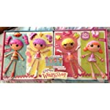Lalaloopsy Workshop Four Pack - Cowgirl/Princess/Fairy/Pink Bunny Exclusive Playset