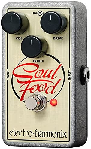 Electro-Harmonix SoulFood Distortion/Fuzz/Overdrive Pedal
