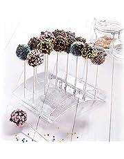 Sonderangebot: Westmark Cake Pop-Butler, Für bis zu 20 Cake Pops, 22 x 16 x 6 cm, Kunststoff, Transparent, 30252260 und mehr