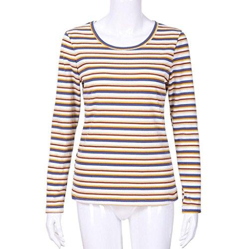 Carreaux Block Blouse Tops Femmes Longues Color Manches Cou Chemise Mode MuSheng O Shirt T Multicolore rgulier Casual 7YzwnP7fq